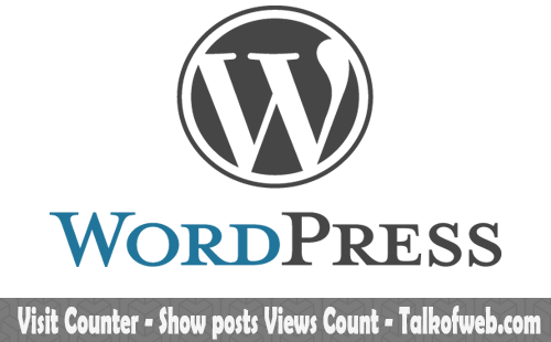 Posts Visit Counter For Wordpress
