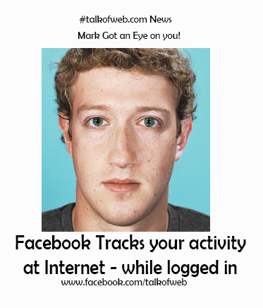 Facebook Tracks You