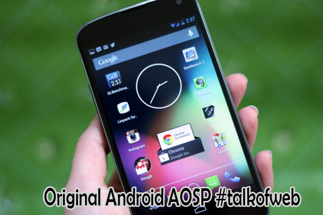 Android 4-2-2 Original AOSP