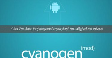 Cyanogenmod free themes