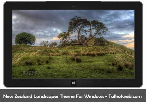 New Zealand Landscapes