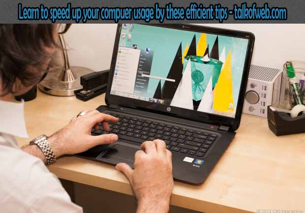 Speed Up Computer Usage