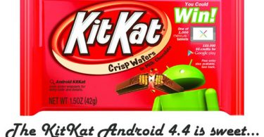 Kitkat Android 4.4