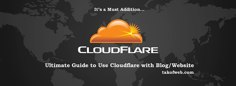 Speed up your website with Cloudflare Content delivery Network
