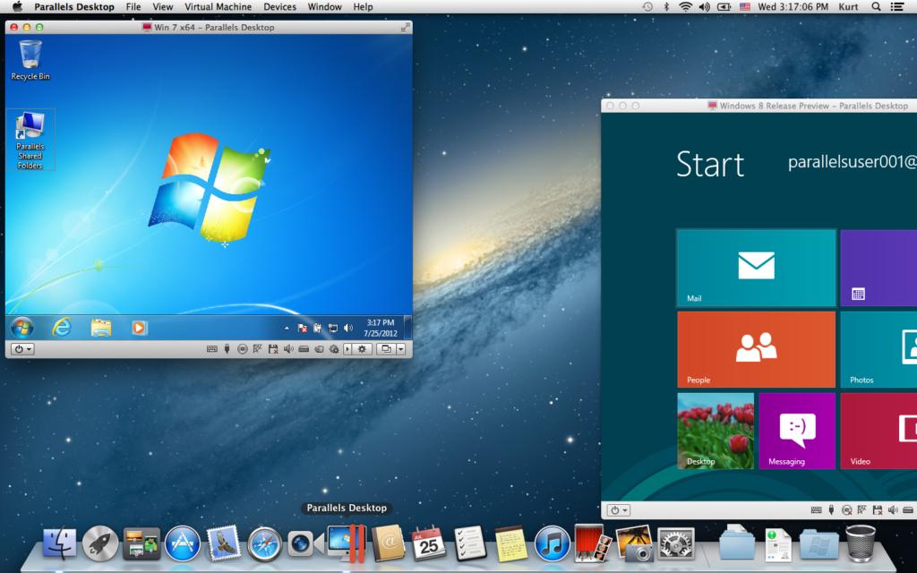 1 Mac OSX