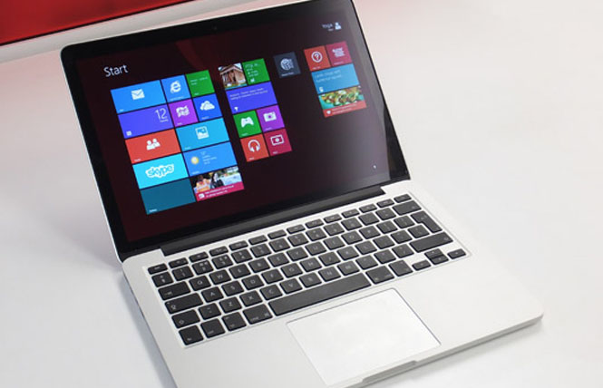Macbook on Windows