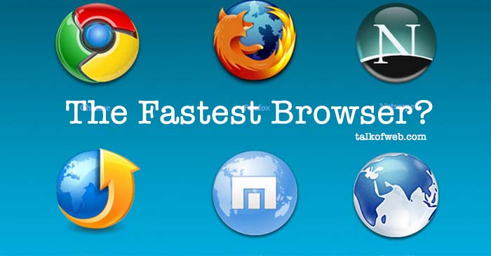 the-fastest-web-browser