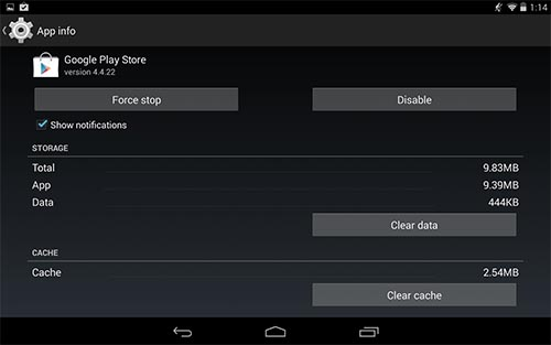 clear_cache_playstore