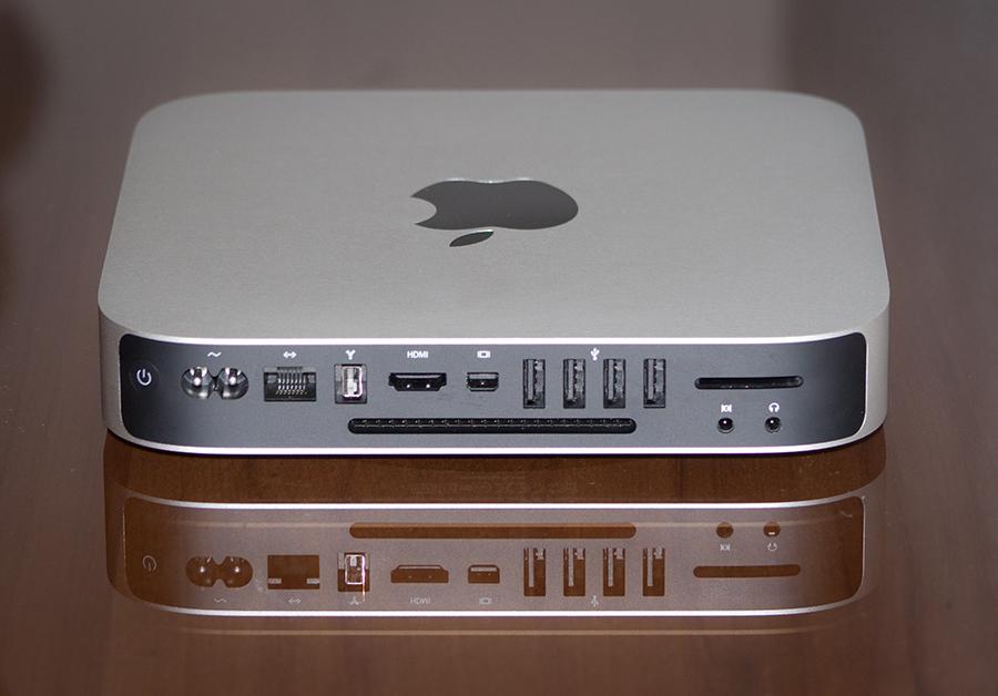 apple mac mini. apple mac mini
