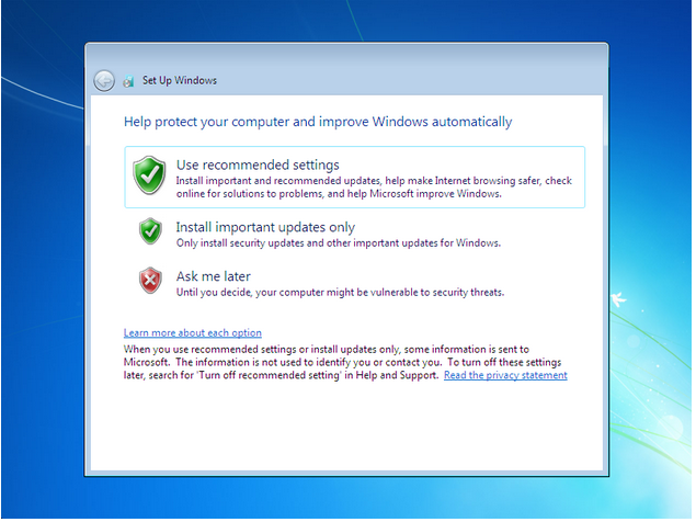 how to install windows 7 - 18