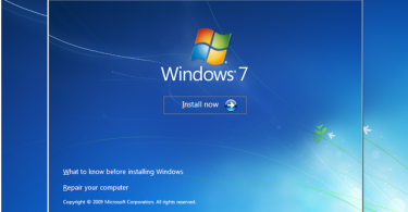 how to install windows 7 - 4