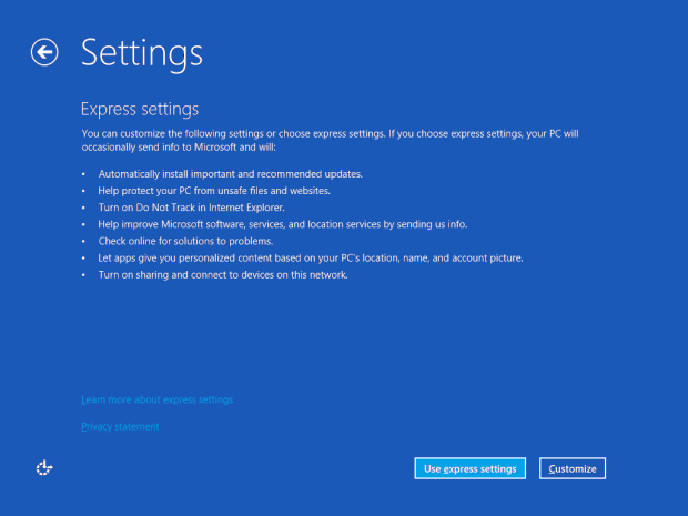 how to install windows 8 - 16