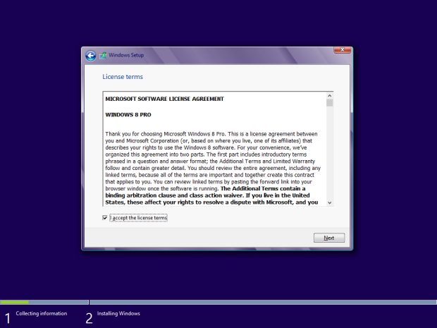 how to install windows 8 - 5