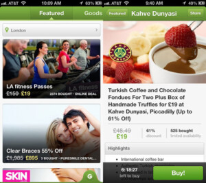best apps - Groupon