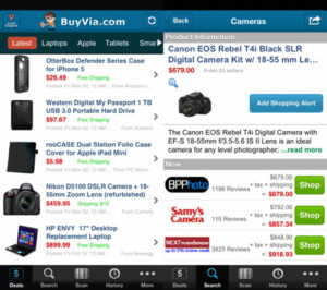 best apps - buyvia