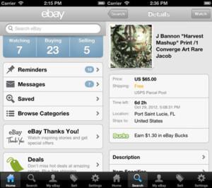 best apps - ebay
