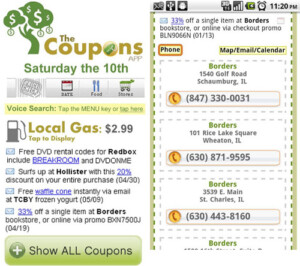 best apps - thecoupons
