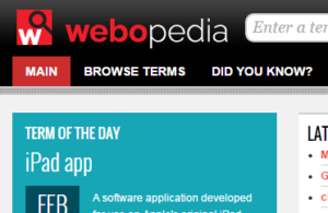 search engine - webopedia