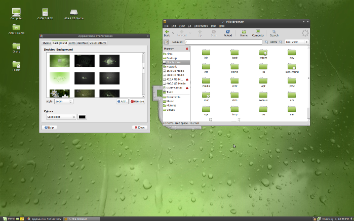 source: linuxmint