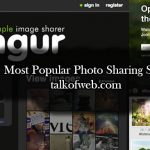most popular photo sharing sites