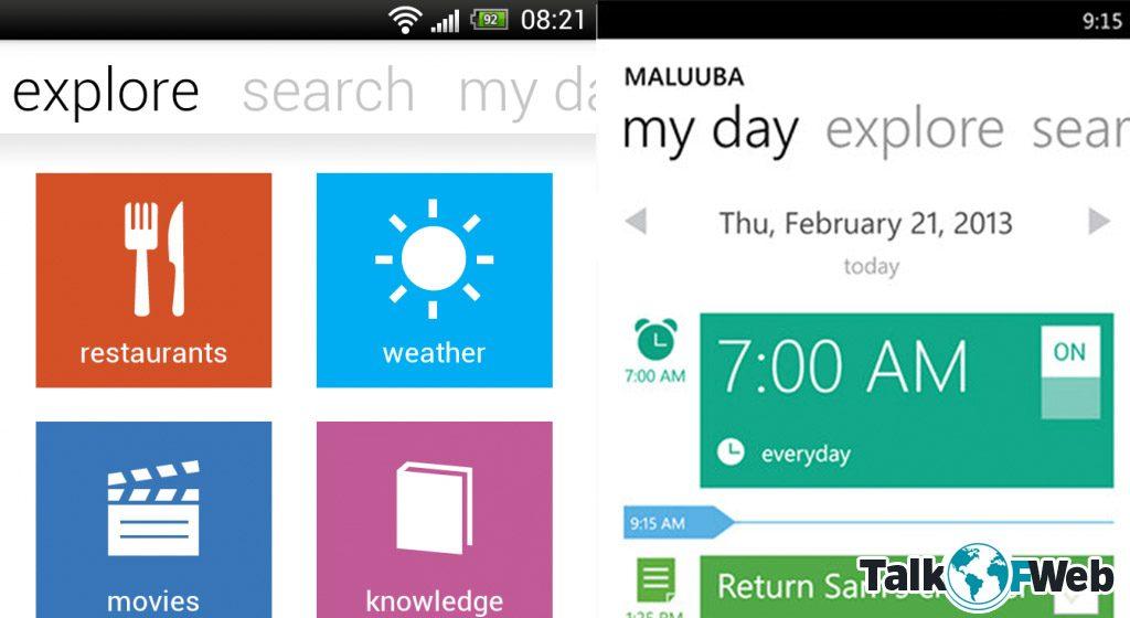 Maluuba - Siri For Android