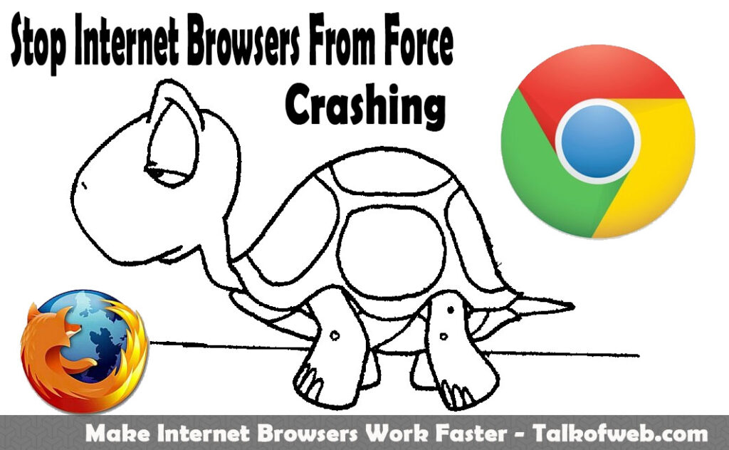 Slow Mozilla and Chrome Browsers