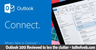 Office 2013 Interface