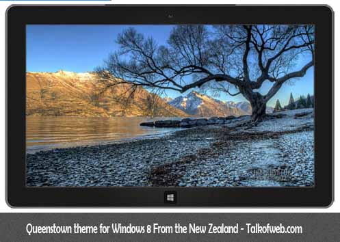 Queenstown Theme For Windows