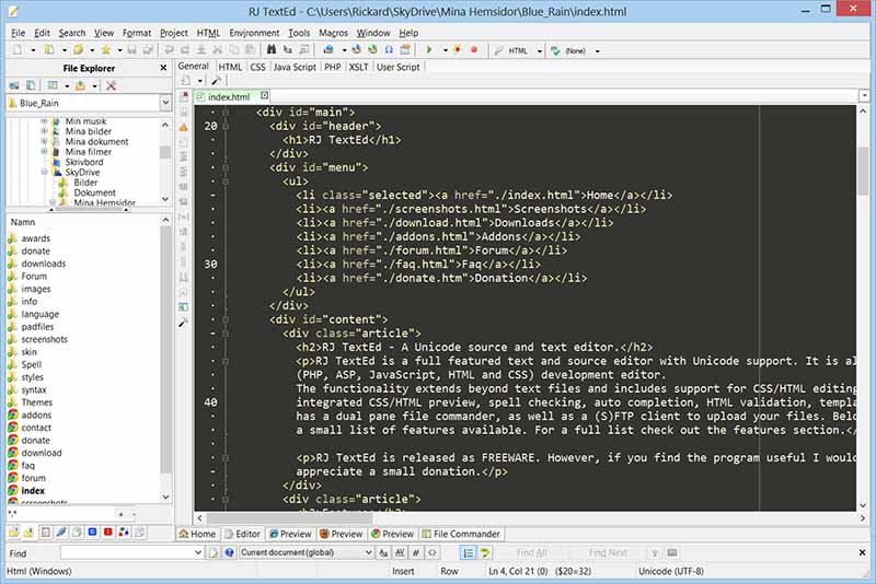 Best Code Editors with Syntax Highlighting