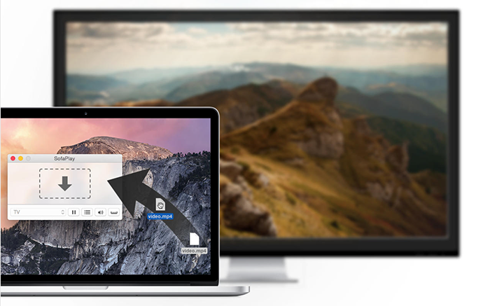 how to connect mac to vizio smart tv wirelessly
