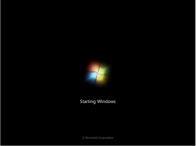 how to install windows 7 - 2