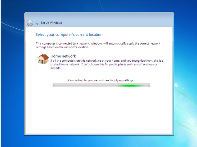 how to install windows 7 - 21