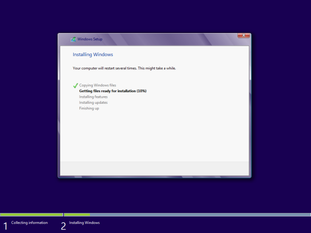 how to install windows 8 - 11