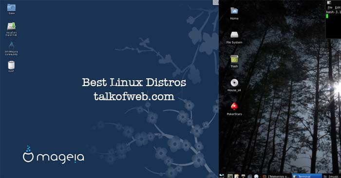 8 Best Linux Distros which every geek must have tried!