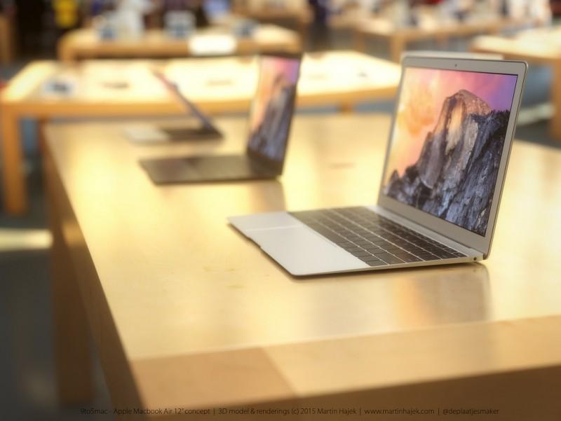 macbook air 12inch